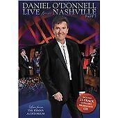 Daniel O'Donnell - Live from Nashville, Pt.2 (Live Recording/+DVD, 2012)