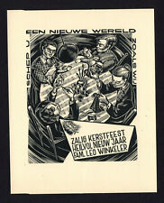 20)Nr.015- EXLIBRIS- PF - Gerhard Gaudaen