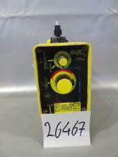 LMI Milton Roy A77G-158MB Elektromagnetische Dosierpumpe Pumpe #26467