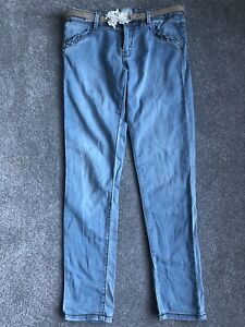 Mayoral Girls Lightweight Jeans Age 7 Years