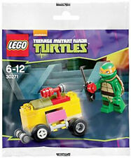 Lego 30271 Michelangelo Mikey Shellraiser Teenage Mutant Ninja Turtles Polybag
