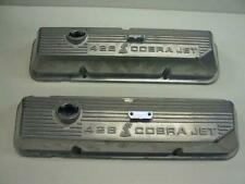 Ford 428 SCJ, 69-70 Shelby GT500, Mustang Mach 1 Snake Valve Covers