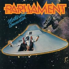 PARLIAMENT CD - MOTHERSHIP CONNECTION [REMASTERED](2003) - NEW UNOPENED - R&B