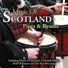 Music of Scotland Pipes and Drums Various Artists 5019322720126