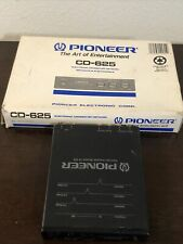 Pioneer Small Electronic Crossver Network Cd-625