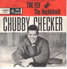 7inch CHUBBY CHECKER the fly HOLLAND EX-/EX (S1856)