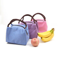 Lunch Box Portable Insulated Lunch Bag Thermal Oxford Food Picnic Lunch Bags