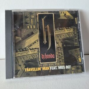 DJ Honda Travellin' Man CD Featuring Mos Def Remix Single