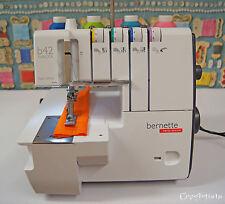 Bernette b42 Funlock - Coverstich-Nähmaschine #CA
