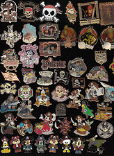 #21 Disney Pin Pins Disney Disneyland AUSSUCHEN: Pirates of The Caribbean Pirat