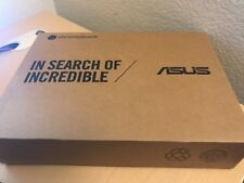 """New ASUS-C100 Flip 2-in-1 10.1"""" Touch-screen C100PA-RBRKT03 Chromebook 2GB 16gb"""