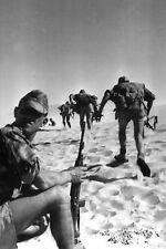Militaria - Algérie 57- Les paras de Bigeard à Timimoun