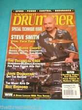 MODERN DRUMMER - STEVE SMITH - MAY 2003