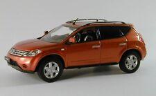 "Nissan Murano ""Copper Metallic"" 2005 (J-Collection 1:43 / JC052)"