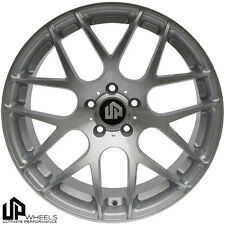 UP720 19x9.5 5x112 Silver ET40 Wheels Fits Audi b5 b6 b7 b8 c4 c6 Q5