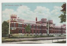 Canada, The Armouries, London, Ont. Postcard, B121