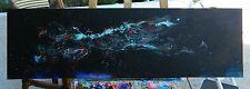 Universe, Space Art Veil Nebula Inspired Painting by Marika Segal