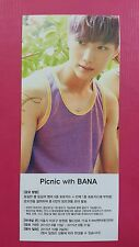 B1A4 JINYOUNG Official PHOTOCARD Ver. B Sweet Girl Mini Album Photo Card 진영