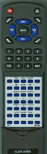 Replacement Remote Control for SANGEAN WR5, RCP17, RC-P17, RCR10