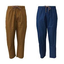 BottegaChilometriZero Pantalon Homme de Fantaisie Avec Élastique Et Lacet Modèle