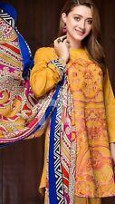 5f95549aa3 Type: Salwar Kameez. Nishat linen 100% original ready to wear suit Maria B  ,Sana safinaz. asim