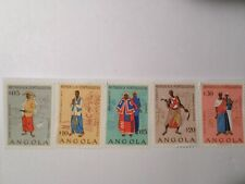 ANGOLA Postage Stamp Collection AFRICA Portuguese Colony .