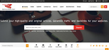 More details for 100% autopilot money making article directory website for sale-auto post make $