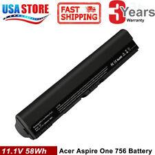 Laptop Battery for Acer C7 CHROMEBOOK C710 CHROMEBOOK AL12B32  AL12B31