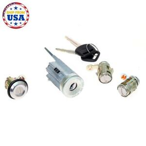 FIT TOYOTA COROLLA EE97 E90 AE92 CE90 WAGON 87-92 IGNITION SWITCH LOCK + KEY SET