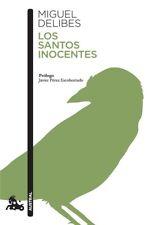 LOS SANTOS INOCENTES. NUEVO. Nacional URGENTE/Internac. económico. NOVELA