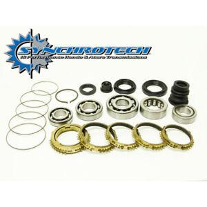 Synchrotech Carbon Rebuild Kit 94-01 LS