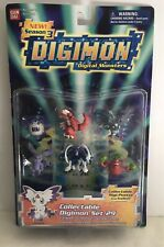 Bandai Digimon Season 3 mini collectable Set 29 NEW 2001 growlmon gazimon++