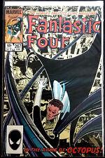 Fantastic Four #267; Grading: VF+/NM-