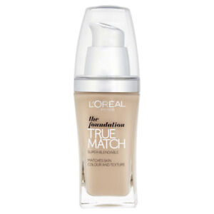 L'Oreal True Match Super Blendable Foundation SPF 17 30ml