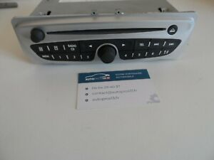 AUTORADIO RENAULT MULTIMÉDIA BLUETOOTH MP3 GPS TOMTOM SCENIC MEGANE 3 281150743R