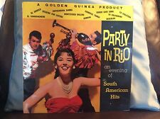 "PARTY IN RIO - An Evening Of South American Hits 12"" Vinyl LP EXC #FREE P&P UK#"