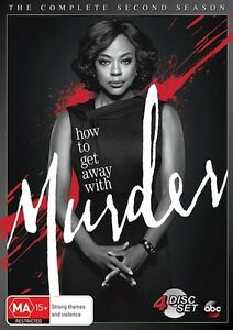 How To Get Away With MURDER : SEASON 2 : NEW DVD