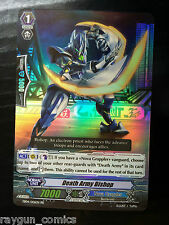 Cardfight!! Vanguard ENGLISH Death Army Bishop EB04/006EN RR