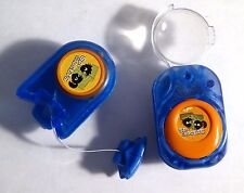 Jouets KINDER 2 Spy gadget Série TT069 Loupe et TT073 Mètre ruban -  2007-2008
