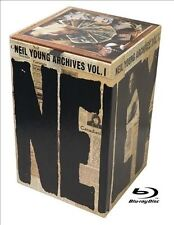 Neil Young- Archives: Vol 1 1963-1972 DVD Set; Brand New / Factory Sealed OOP