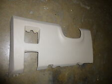 LINCOLN LS 2000 2001 2002 2003 2004 2005 2006 LOWER CONSOLE TRIM PANEL TAN