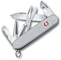 Victorinox Pioneer X Alox - Swiss Army Pocket Knife - 9 Tools