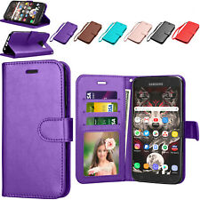 For Samsung Galaxy S7 / J7 / J3 Phone Case Wallet Leather Card Stand Flip Cover