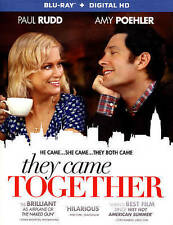 They Came Together (Blu-ray Disc, 2014) Slipcover No Digital