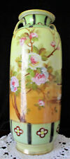 Beautiful Noritake / Royal Nippon  Vase  Hand Painted  30cm or 12 inches  High.