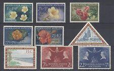 NEDERLANDSE ANTILLEN - COLLECTIE POSTFRIS 1955-1970 NVPH NRS. 248 t/m 433     A2
