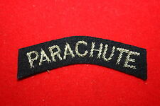 COPY US PARACHUTE TITLE BULLION WIRE 509TH INFANTRY REGIMENT PIR 5TH ARMY #2