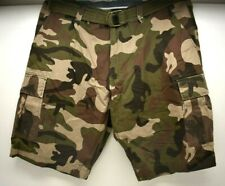 Footaction Short Cargo Men's Camouflage  2905145 Size 38 FREE SHIPPING BRAND NEW