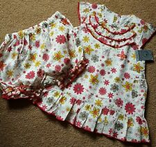 Matalan 100% Cotton Outfits & Sets (0-24 Months) for Girls