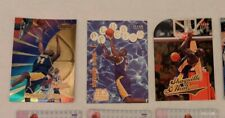 Shaquille O'Neal Lakers (3) Card Lot: Bowman's Best, Fleer Tradition, Ultra